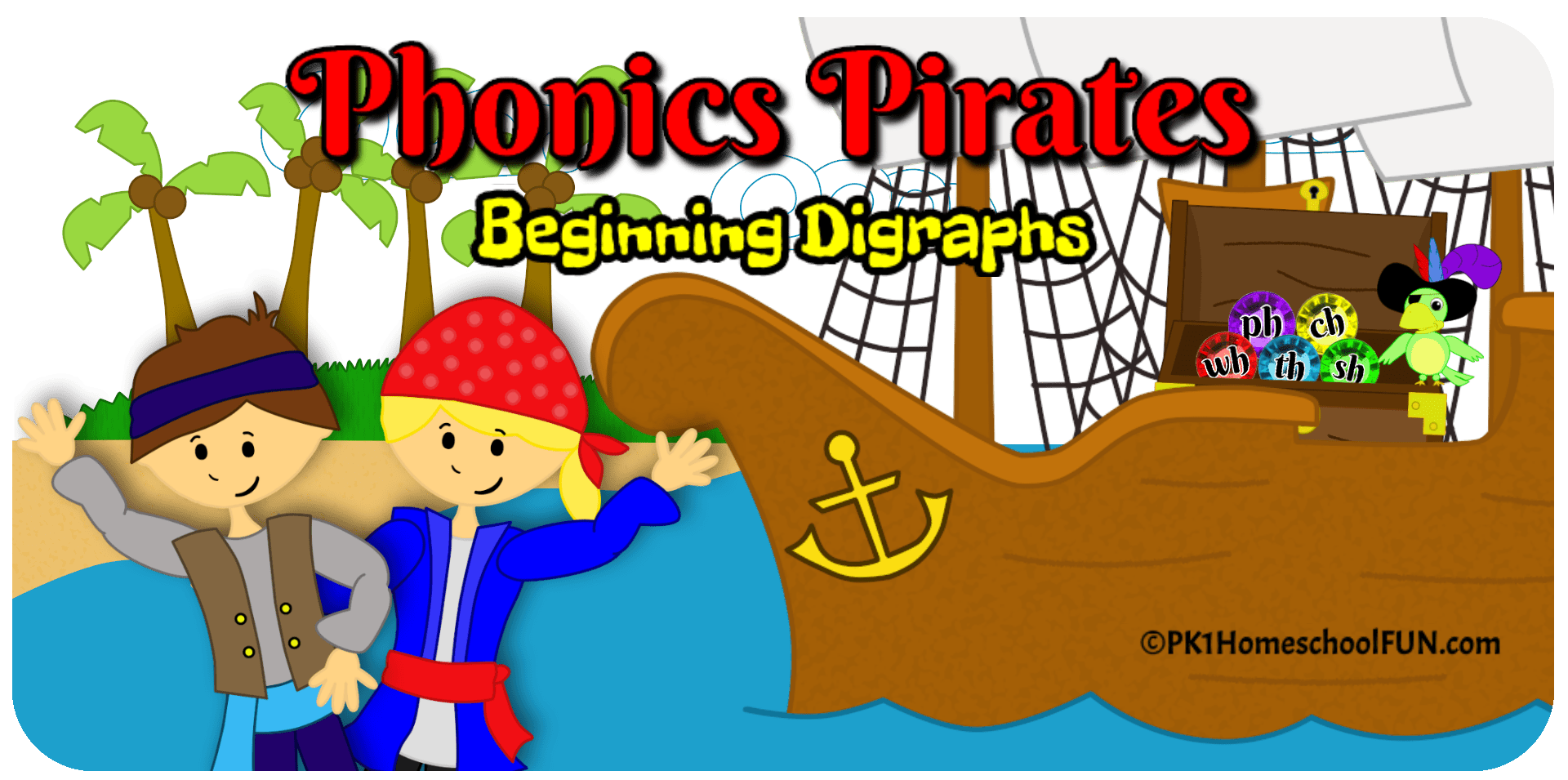 Phonics Pirates