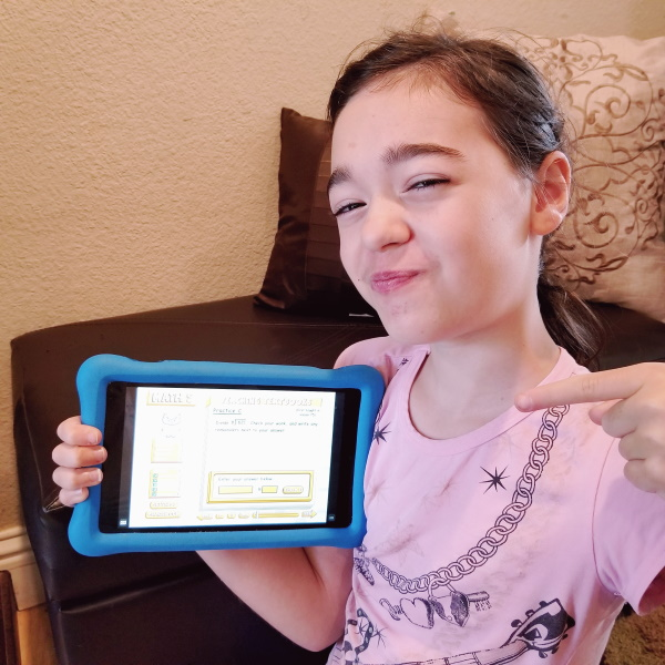 teaching textbooks 3.0 on mobile