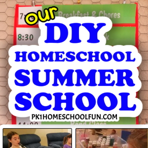 homeschool summer school