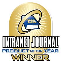 Intranet Journal 2008Winner