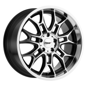 TSW Yas | TSW Yas Wheels and Rims | Wheel and Tires