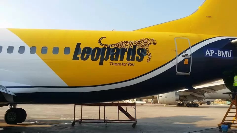 Leopard's courier has quickly risen as a major courier service in Pakistan specially catering to startups. Photo: Abid Khan