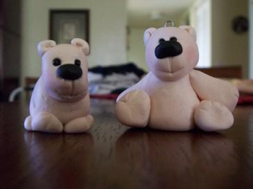 Polar Bear Christmas Ornaments
