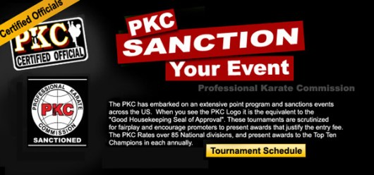 Sanction your event!