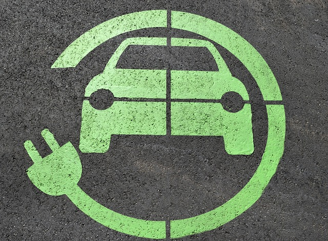 benefit in kind, electric car, not taxable