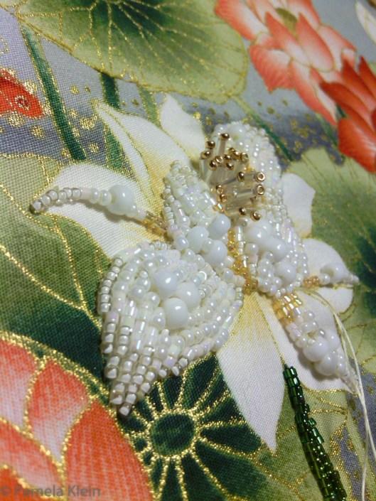Bead Embroidery Sampler