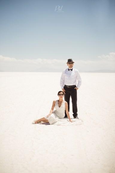 Prewedding Salt flats Bolivia