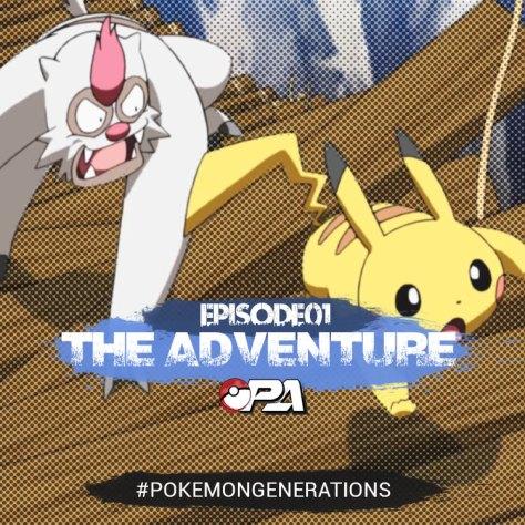 Despidiendo Pokémon Generations