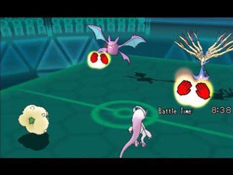 Introduccion a Pokémon VGC Super Legendarios Xerneas Mewtwo