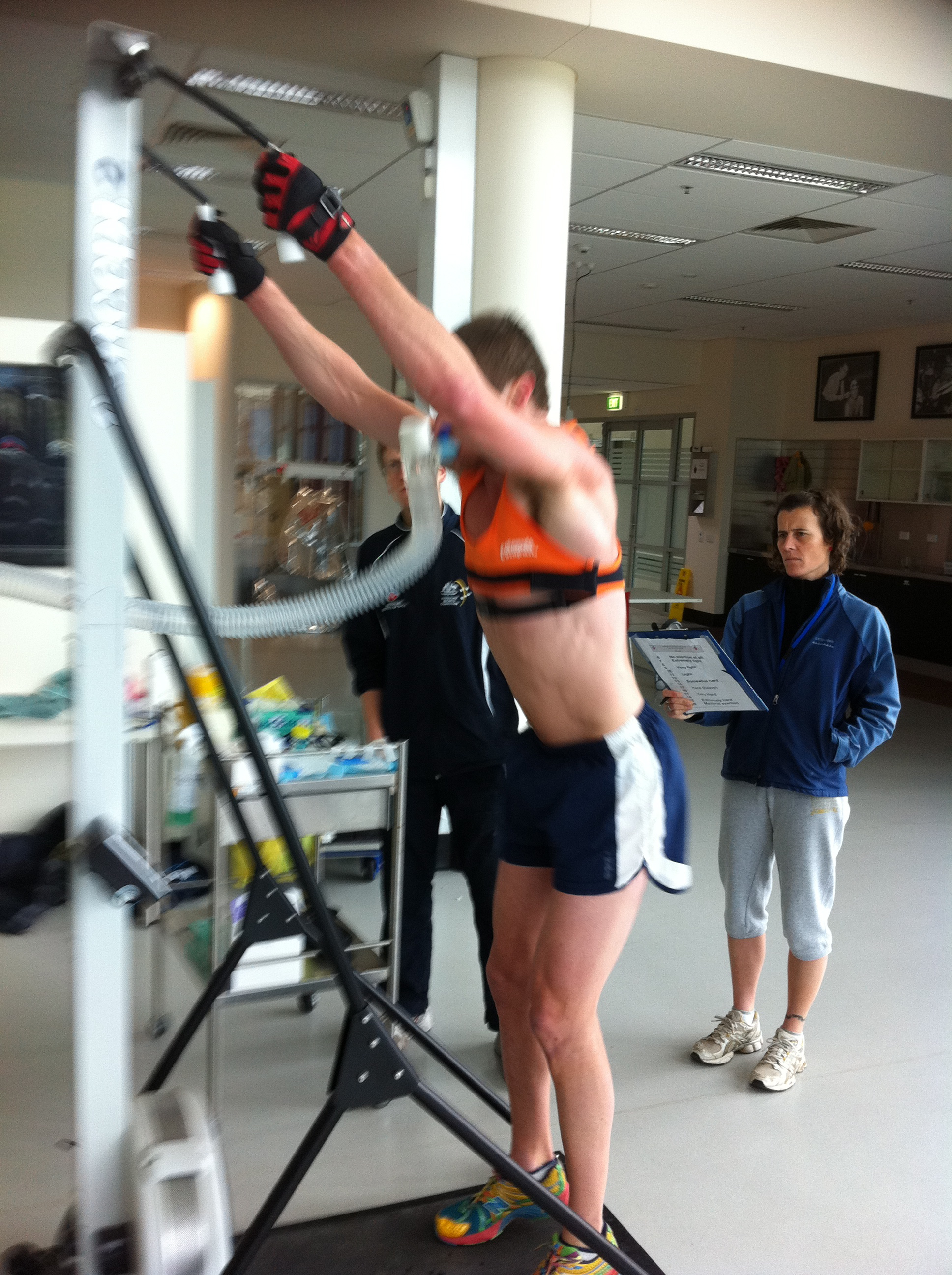 A Week At The Ais In Canberra Paul Kovacs Elite Cross Country Skier