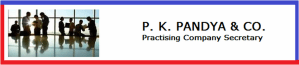 P. K. Pandya & Co., Practising Company Secretary, India