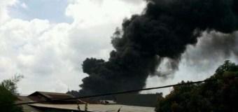 Musibah Kebakaran di Asrama Putri PM Darul Falach