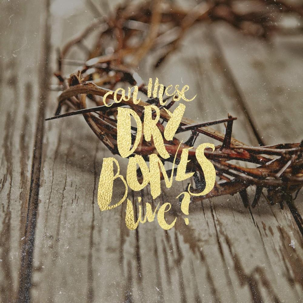 Living Bones - Easter Series Part 7 Based On Ezek 37:3