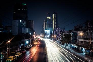 Bangkok at Night IV