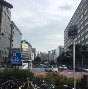 西鉄福岡駅周辺1