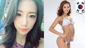 韓国人美女