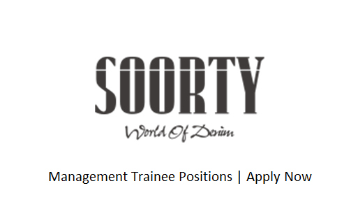 Soorty Jobs Management Trainee Officer 2017