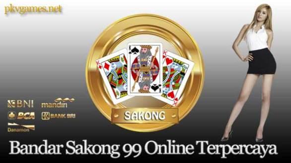 Bandar Sakong 99 Online Terpercaya