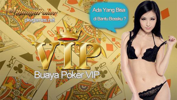 Buaya Poker VIP