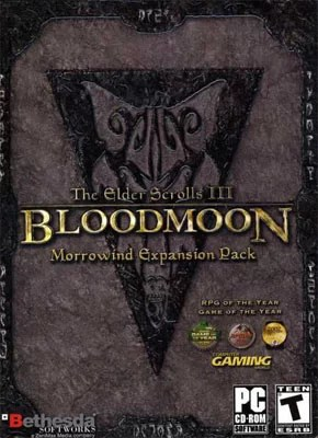 The Elder Scrolls III Bloodmoon Download