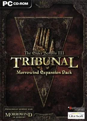 The Elder Scrolls III Tribunal Download