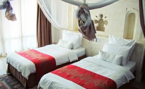Pokój dwuosobowy z dwoma łóżkami - twin
