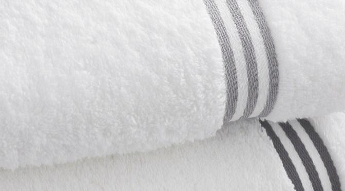 Ręczniki w hotelu