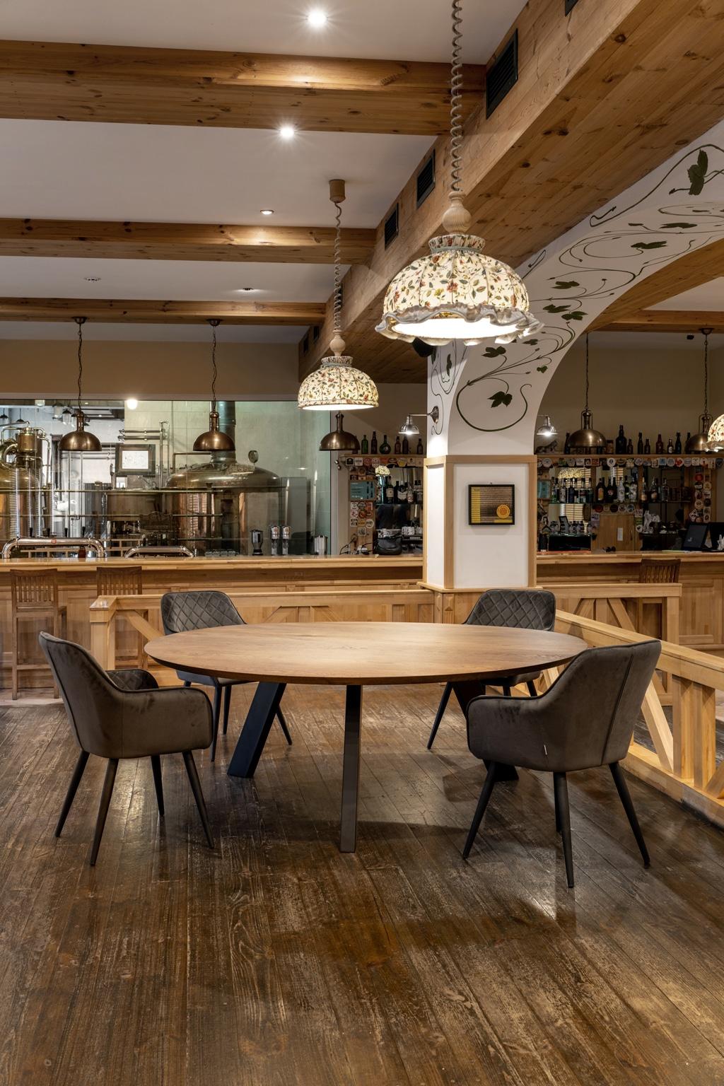 stoły drewniane na zamówienie