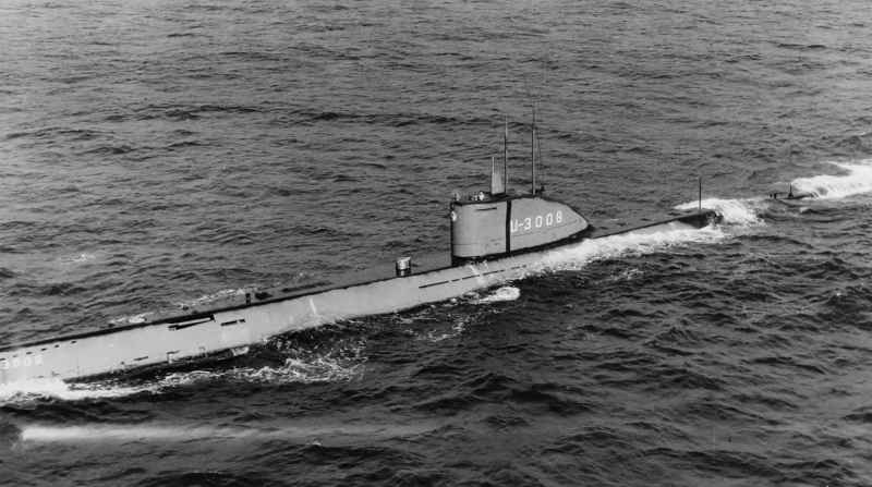 6 German Submarine