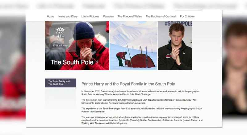 11 Prince Harry In Antarctica