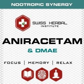 ANIRACETAM & DMAE 60