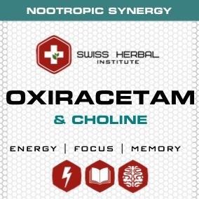 OXIRACETAM & CHOLINE 60