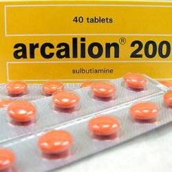 Sulbutiamine-pills