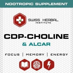 CDP-CHOLINE & ALCAR