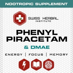 PHENYLPIRACETAM & DMAE