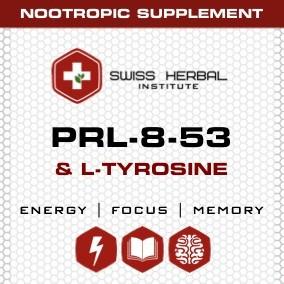 PRL-8-53 & TYROSINE
