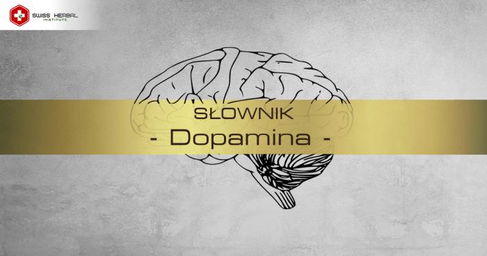 Dopamina definicja