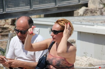 Selfie na Akropolu (4)
