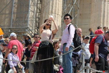 Selfie na Akropolu (5)