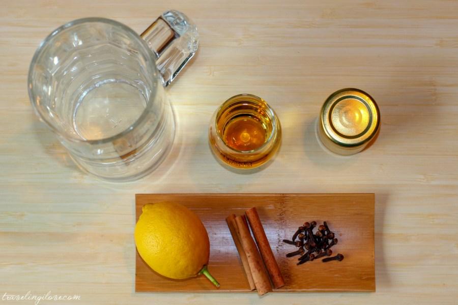 Jak zrobić hot whiskey?