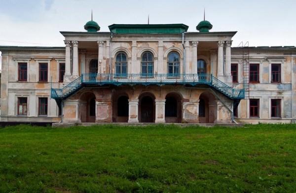 ТОП-3 необычных усадьбы и дворца Полтавской области ...