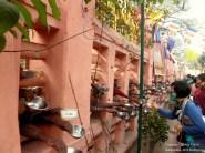 Bedelaars in Bodhgaya, foto Bianca Visser.
