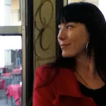 Carmen Mensink portret