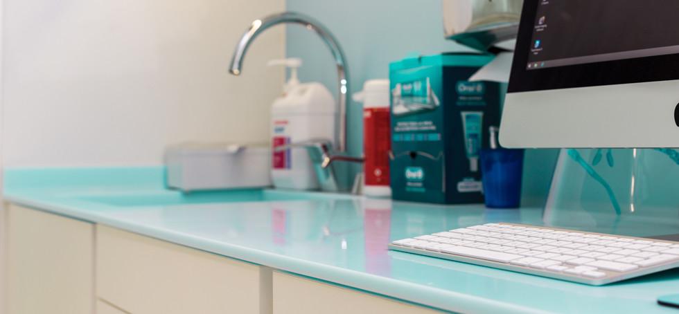 betacryl - pedra acrílica, uso em saúde, hospitalar, móveis