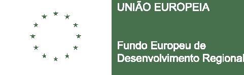 logo do Fundo Europeu para o Desenvolvimento regional