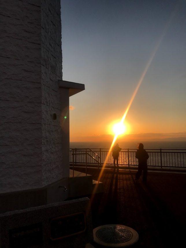 日ノ御崎灯台