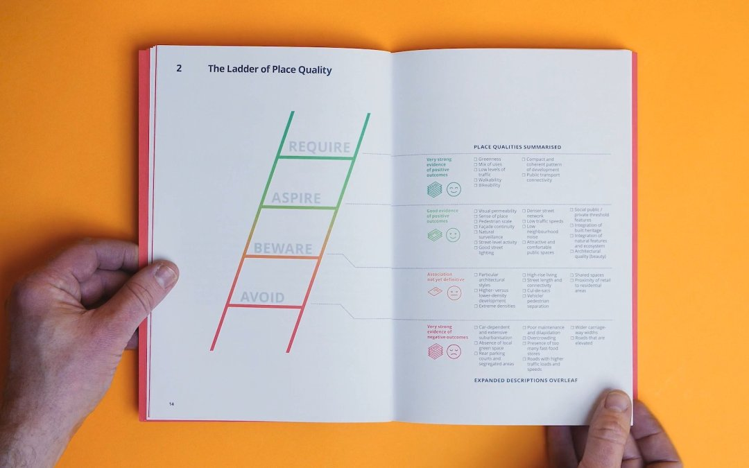 Place Alliance release a guide for decision making about the built environment