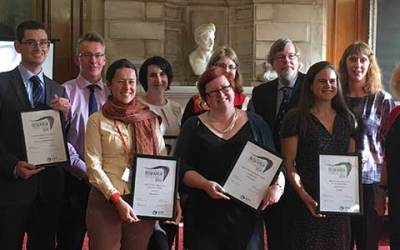 UCL Campaign wins RTPI Sir Peter Hall Award