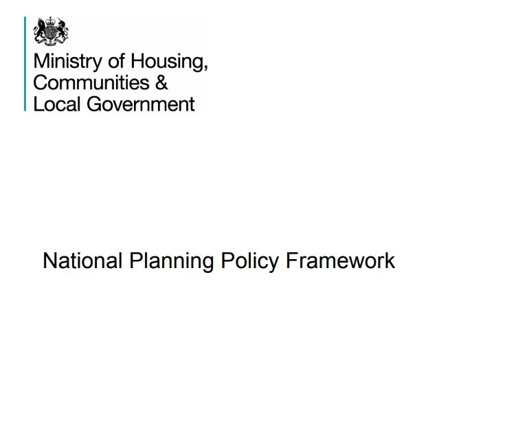 Place Alliance welcomes the revised NPPF