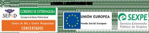 Entidad Cofinanciada por SEPAD, Unión Europea y SEXPE
